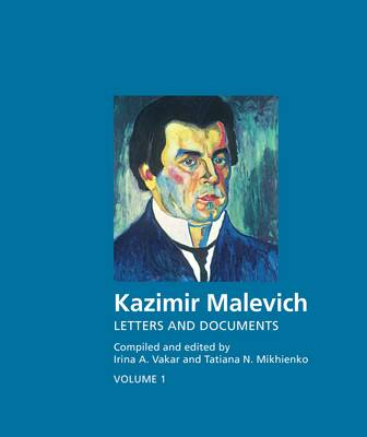 Picture of Kazimir Malevich Letters Documents Memoirs and Criticism