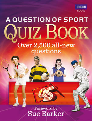 Picture of A Question of Sport Quiz Book