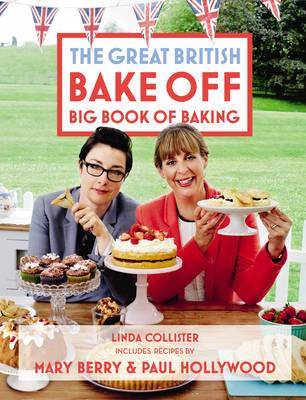 Picture of Great British Bake off: Big Book of Baking