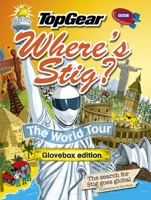 Picture of Where's Stig: The World Tour