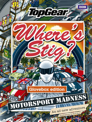 Picture of Where's Stig: Motorsport Madness