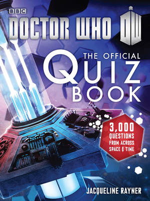 Picture of Doctor Who: the Official Quiz Book