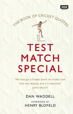 Picture of The Test Match Special Book of Cricket Quotes