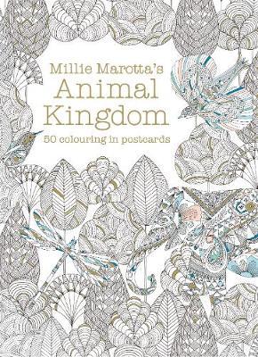 Picture of Millie Marotta's Animal Kingdom Postcard Box
