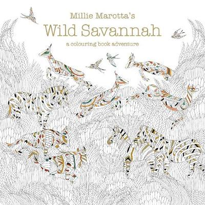 Picture of Millie Marotta's Wild Savannah: A Colouring Book Adventure