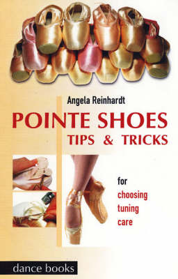 Picture of Pointe Shoes: Tips and Tricks