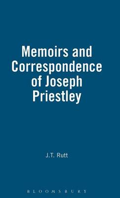 Picture of Life, Memoirs and Correspondence of Joseph Priestley