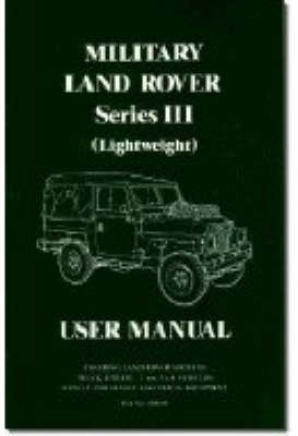 Picture of Land Rover Series 3 Military Lightweight Handbook