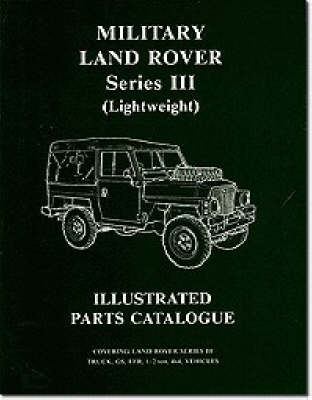 Picture of Military Land Rover Series III (lightweight) Parts Catalogue