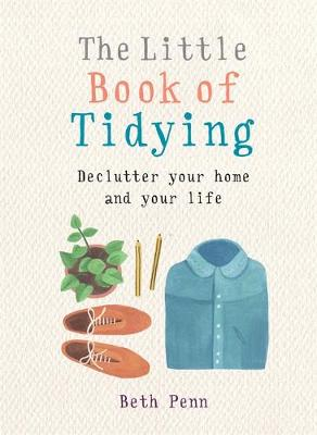 Picture of The Little Book of Tidying: Declutter Your Home and Your Life