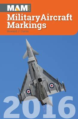 Picture of Military Aircraft Markings: 2016