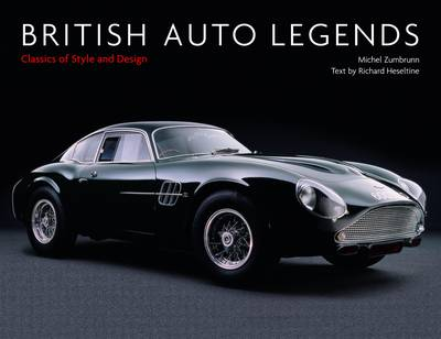 Picture of British Auto Legends: Classics of Style and Design