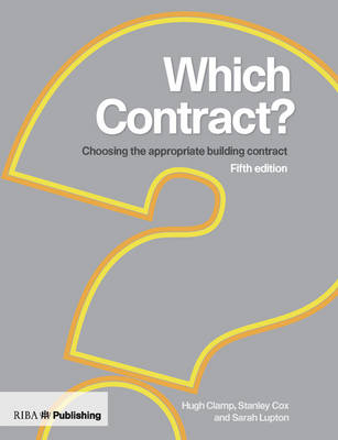 Picture of Which Contract?: Choosing the Appropriate Building Contract