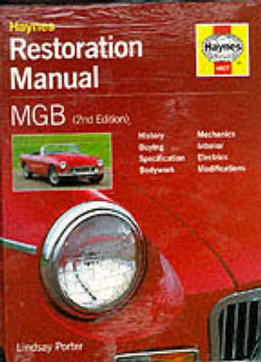 Picture of MGB Restoration Manual