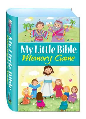 Picture of My Little Bible Memory Game