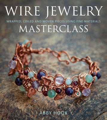 Picture of Wire Jewelry Masterclass: Wrapped, Coiled and Woven Pieces Using Fine Materials