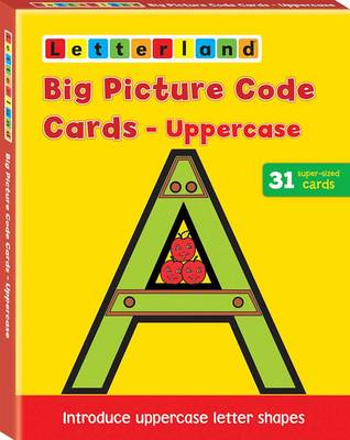 Picture of Big Capital Picture Code Cards