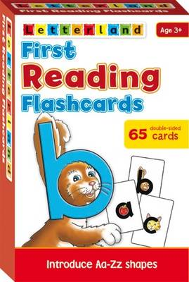 Picture of First Reading Flashcards