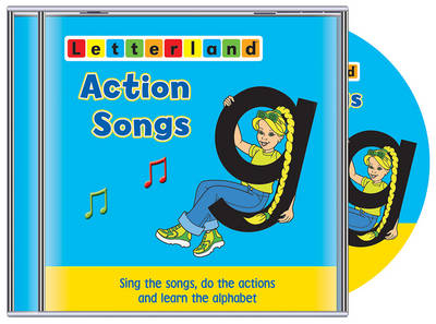 Picture of Action Songs