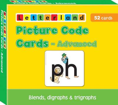 Picture of Picture Code Cards Advanced