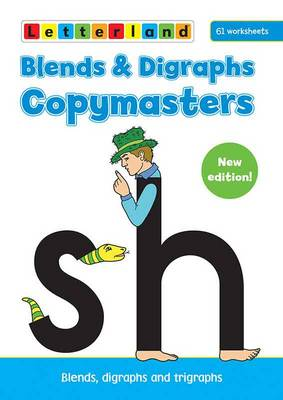 Picture of Blends and Digraphs Copymasters