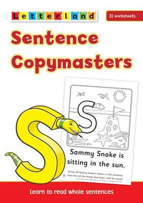 Picture of Sentence Copymasters