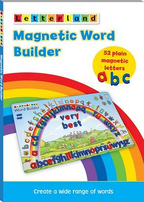 Picture of Magnetic Word Builder