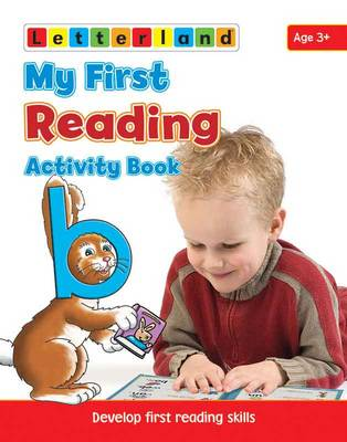 Picture of My First Reading Activity Book: Develop Early Reading Skills