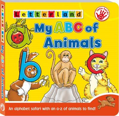 Picture of My ABC of Animals: An A-Z of Animals to Find!