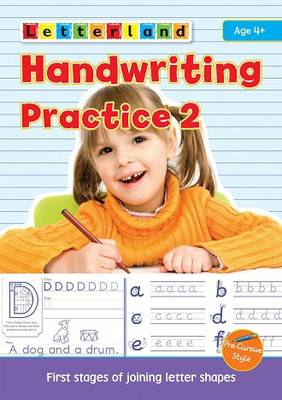 Picture of Handwriting Practice: Learn to Join Letter Shapes: 2