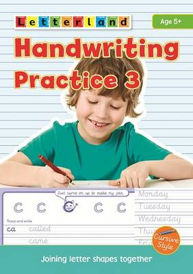 Picture of Handwriting Practice: 3: Joining Letter Shapes Together