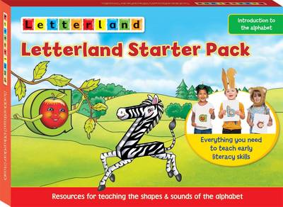 Picture of Letterland Starter Pack: Essential Early Years Teaching Resources