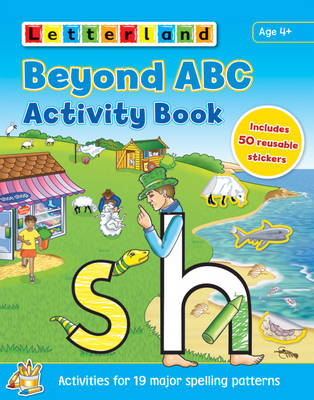 Picture of Beyond ABC Activity Book