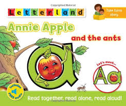 Picture of Letterland- Annie Apple And Th