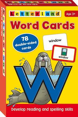 Picture of Word Cards: Mini Vocabulary Cards