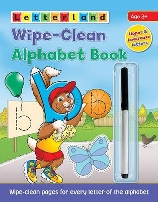 Picture of Wipe-Clean Alphabet Book