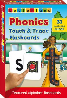 Picture of Phonics Touch & Trace Flashcards
