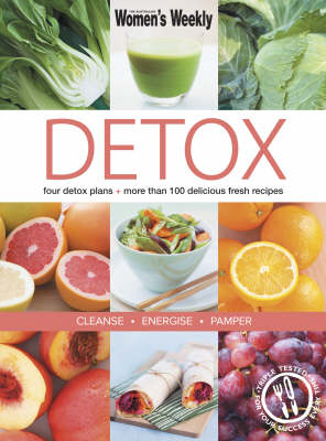 Picture of Detox: Four Detox Plans - More Than 100 Delicious Fresh Recipes - Cleanse Energise Pamper