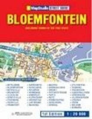 Picture of Street guide Bloemfontein including towns of the Free State