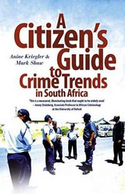 Picture of A citizenÆs guide to crime trends in South Africa
