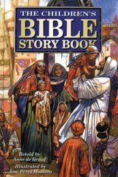 Picture of Children's Bible storybook