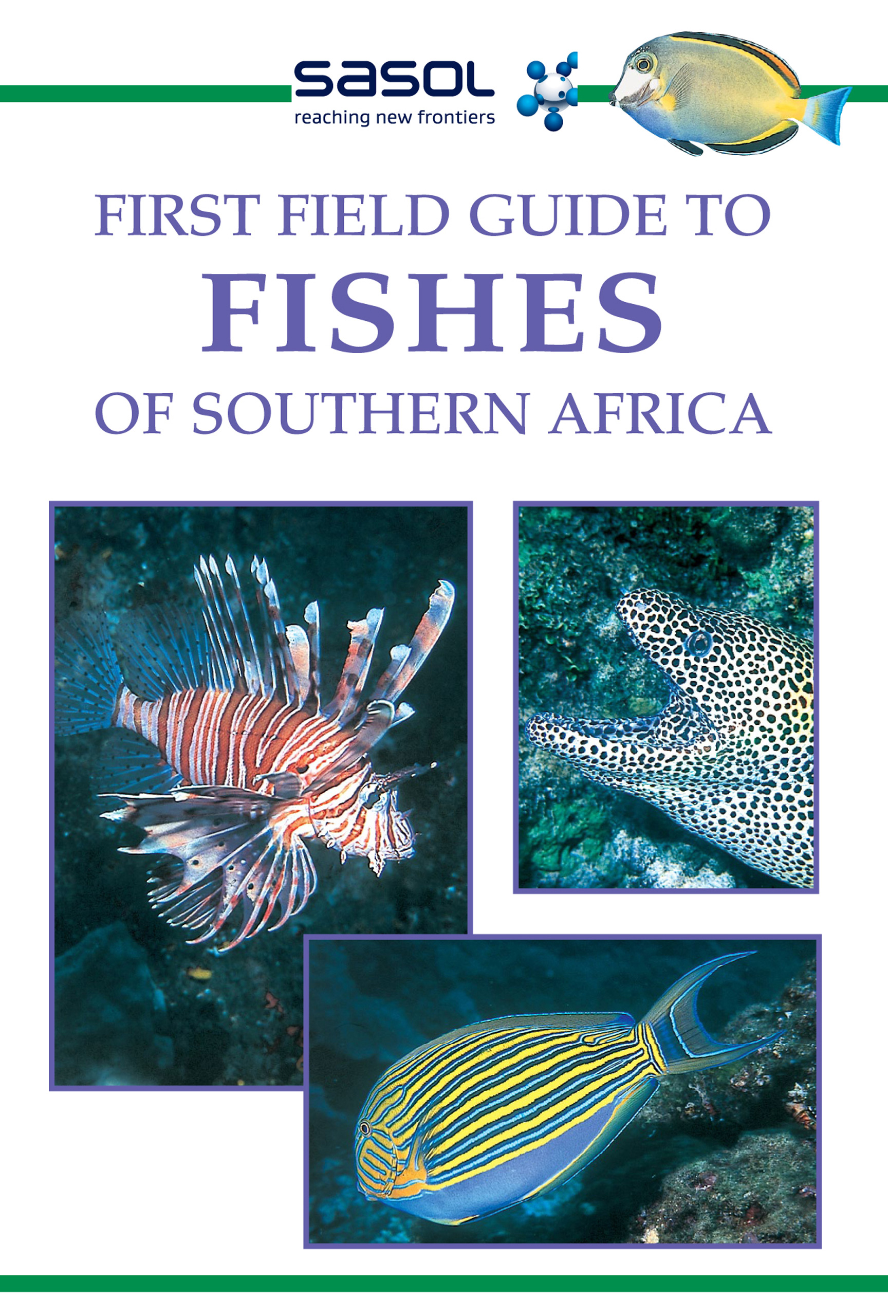 Picture of Sasol First Field Guide to Fishes of Southern Africa