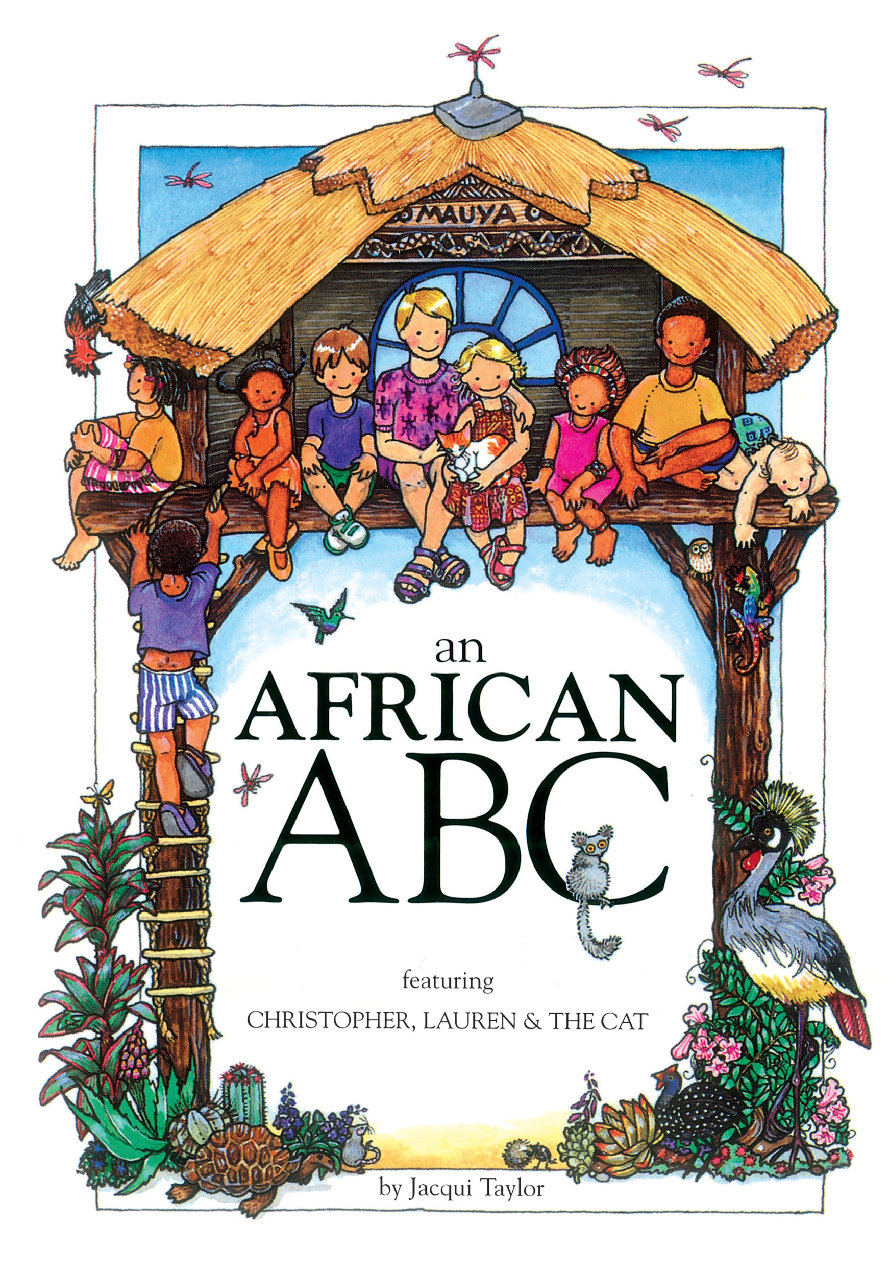 Picture of An African ABC