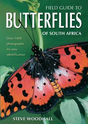 Picture of Field Guide to Butterflies of South Africa