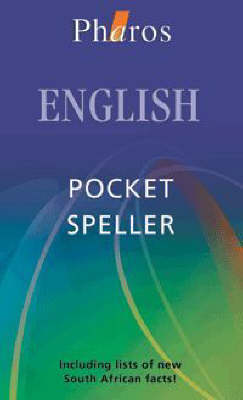Picture of Pharos English pocket speller