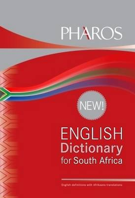 Picture of English Dictionary for South Africa