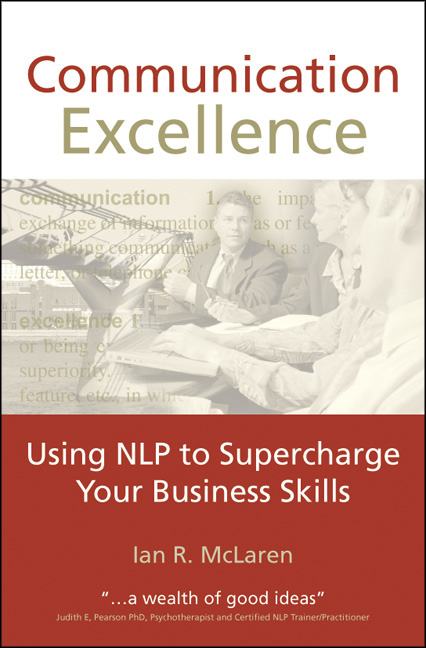 Picture of Communicating Excellence: Using NLP to Supercharge Your Business Skills
