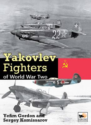 Picture of Yakolev Aircraft of World War Two