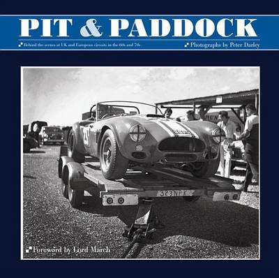Picture of Pit & Paddock  : Behind the Scenes at UK and European Circuits in the 60s and 70s