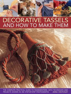 Picture of Decorative Tassels and How to Make Them